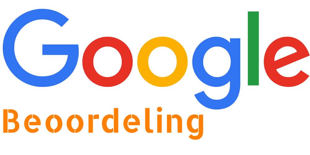 Beoordeel enfietsen via Google